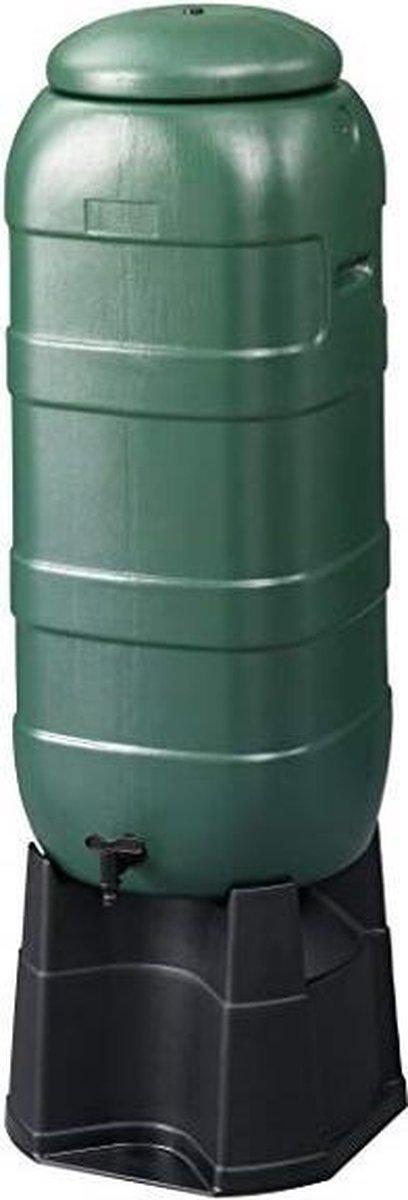 Regentonset Harcostar Rainsaver 100L groen incl. voet