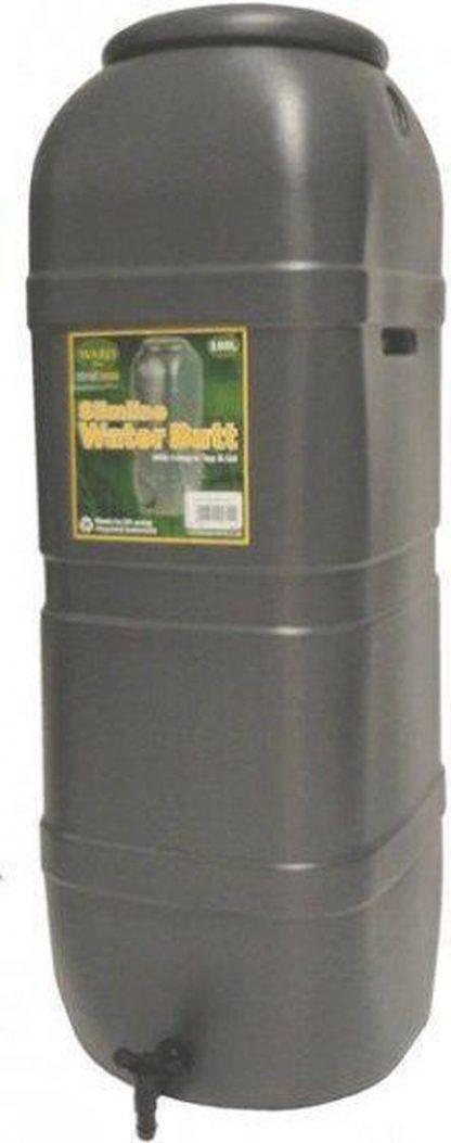 Regenton Slimline 100L grijs