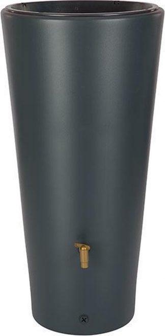 Garantia 2in1 Regenton - VASO - 220 liter - antraciet