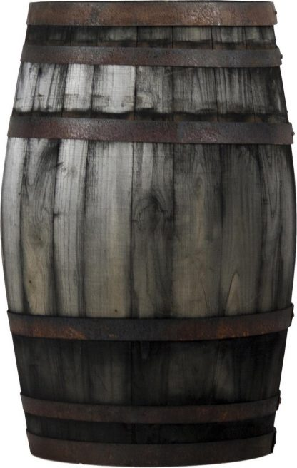 Regenton Harcostar 168 liter Antraciet