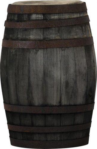Wijnvat 50 liter oud gemaakt