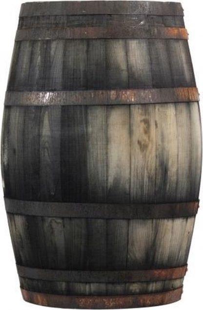 Wijnvat 200 liter oud gemaakt